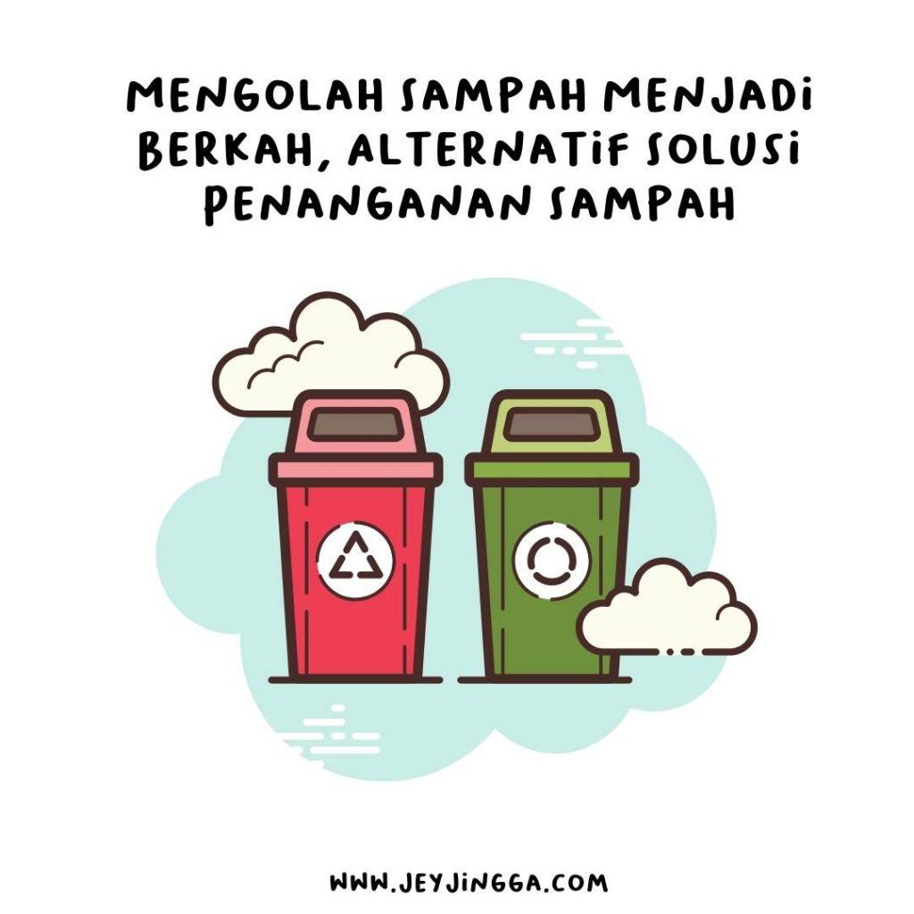 mengelola sampah