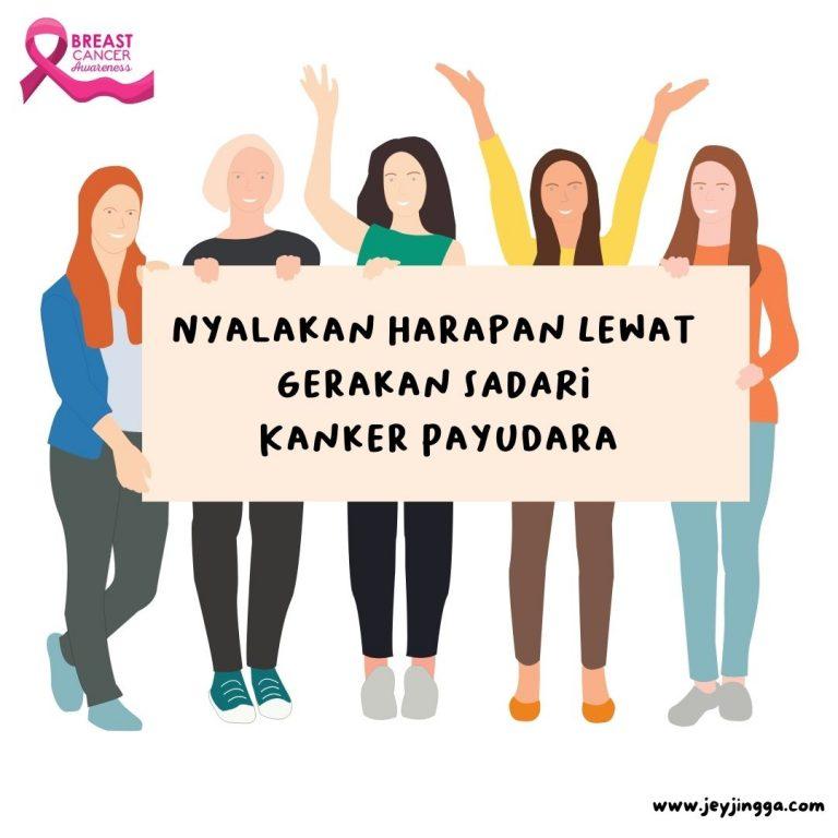 sadari kanker payudara